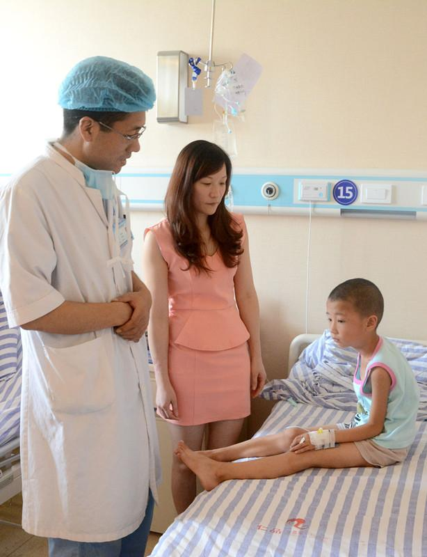 都是扁桃体惹得祸 南充小昊然3年幼儿园一半在住院
